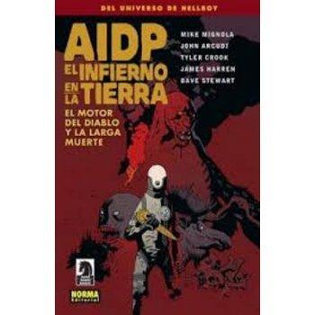 AIDP 19. El infierno en la tierra 4