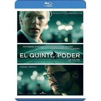 El quinto poder (Formato Blu-Ray)