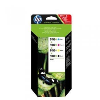 Pack HP tinta 940XL (CMYK)