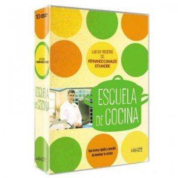 Pack Las 101 recetas de Fernando Canales Etxanobe