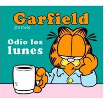Garfield. Odio los lunes