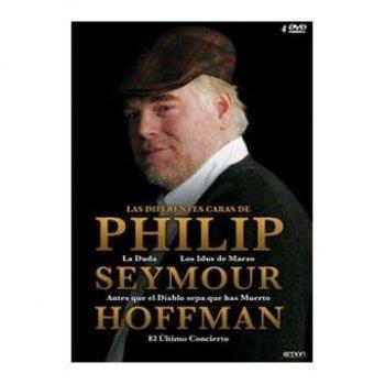 Pack Philip Seymour Hoffman (Formato Blu-Ray) Los idus de marzo +  Antes que el diablo sepa que has muerto + La duda + El último concierto