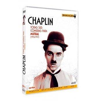 Charles Chaplin : Todas sus comedias para Mutual