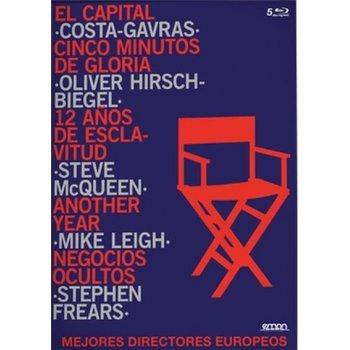 Pack Los Mejores Directores Europeos (Formato Blu-Ray)