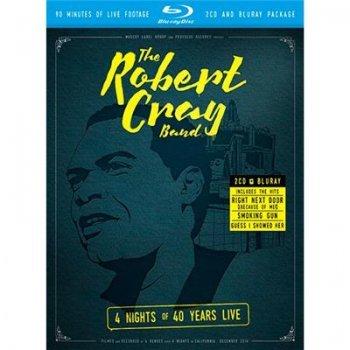 4 nights of 40-robert cray(blr+cd)