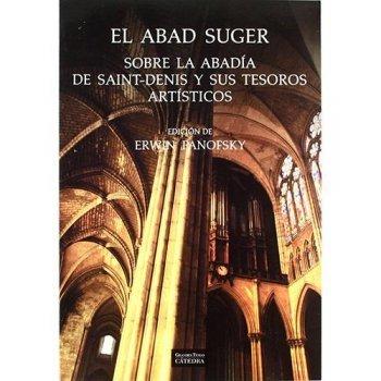 Abad suger sobre la abadia de saint