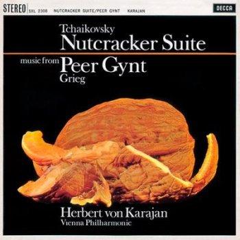 Tchaikovsky Nutcracker Suite + Grieg Peer Gynt Suite (Edición vinilo)