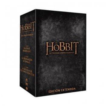 Pack Trilogía El Hobbit (Ed. extendida) - DVD