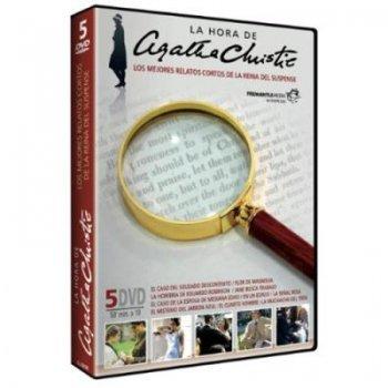 DVD-H.A.C-PACK LA HORA DE AGATHA CH