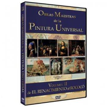 Obras maestras de la pintura universal. De el Renacimiento al Rococó (Vol. 2)