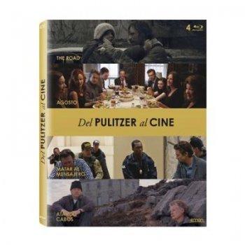 Pack Del Pulitzer al Cine: The Road + Agosto + Matar al Mensajero + Atando Cabos (Formato Blu-ray)